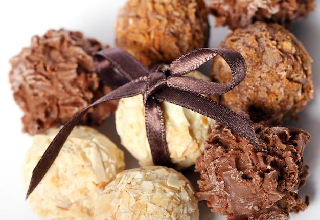 Caramelle al cioccolato Foto Gratuite