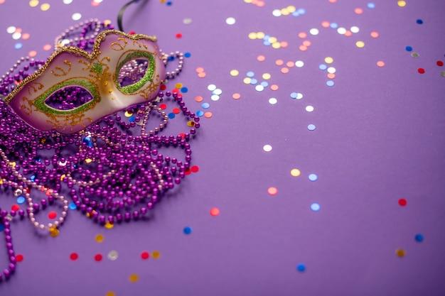 Carnevale. martedì grasso. carnevale brasiliano. primavera Foto Premium
