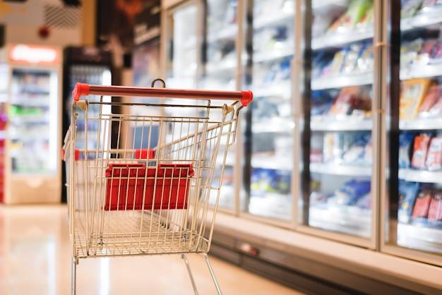 Carrello del supermercato Foto Gratuite