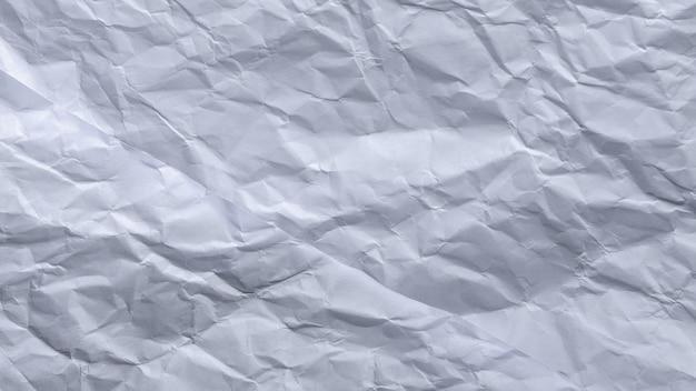 Carta grigia accartocciare sfondo texture. Foto Premium