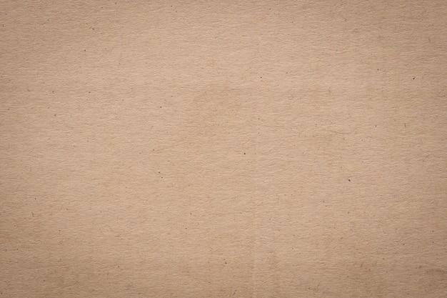 Carta marrone e carta kraft texture e lo sfondo con lo spazio. Foto Premium