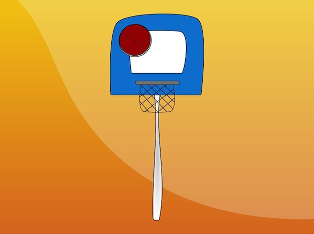 Cartone animato cerchio di pallacanestro scaricare foto - Immagini stampabili di pallacanestro ...