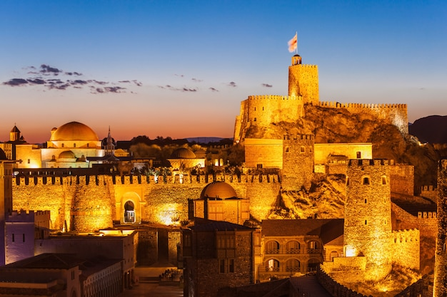 Castello di rabati, georgia Foto Premium