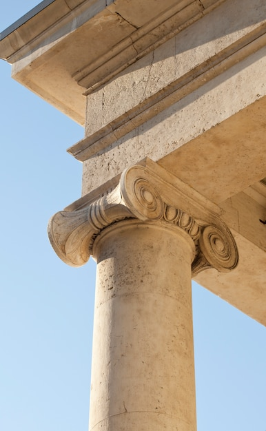 Cattedrale di sant'antonio, trieste - italia Foto Premium