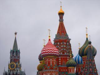 Cattedrale e la torre spassky Foto Gratuite