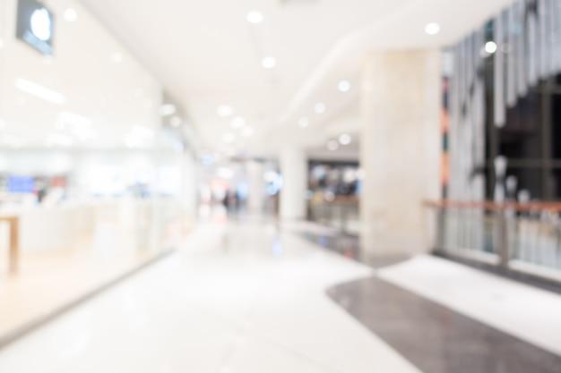 Centro commerciale astratto sfocatura Foto Gratuite