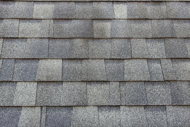 Chiuda sul fondo di struttura delle mattonelle di tetto. Foto Premium
