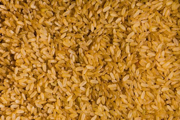 Chiuda sulla struttura del riso Foto Gratuite