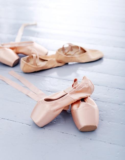 Ciabatte da ballerina Foto Gratuite