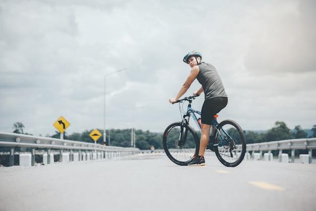 Ciclista Foto Gratuite