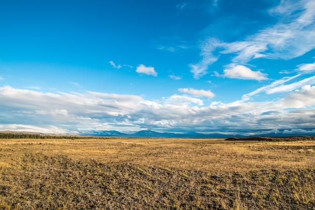 Cieli estivi brillante terreno fresco Foto Gratuite