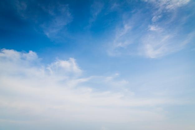 Cielo con le nuvole Foto Gratuite