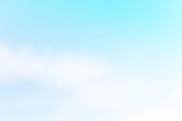 Cielo morbido in colori pastello Foto Premium