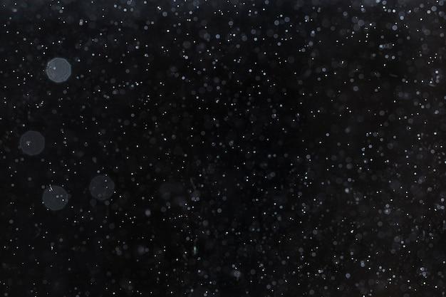 Cielo notturno sfocato pieno di stelle Foto Gratuite