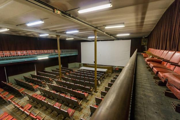 Cinema della città vecchia Foto Premium