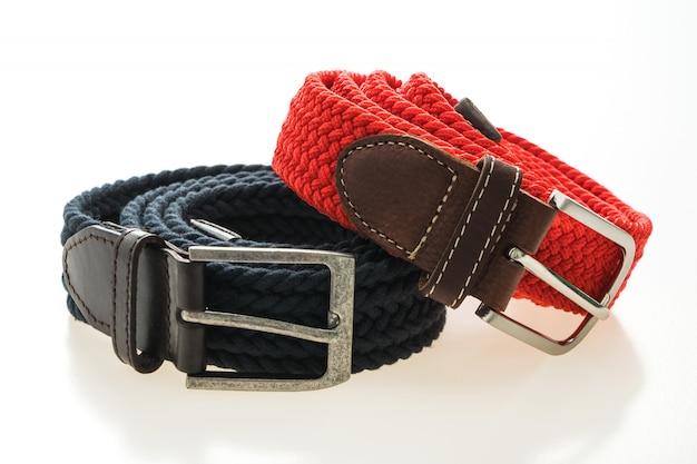 Cintura alla moda con fibbia Foto Gratuite