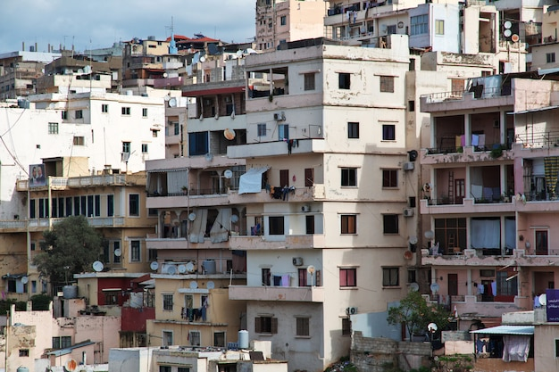 Città di tripoli in libano, medio oriente Foto Premium