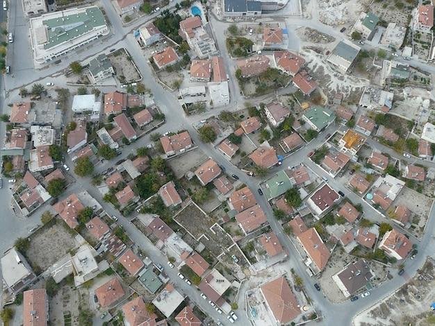 Città natale greme tacchino paesaggio urbano vivere cappadocia Foto Gratuite