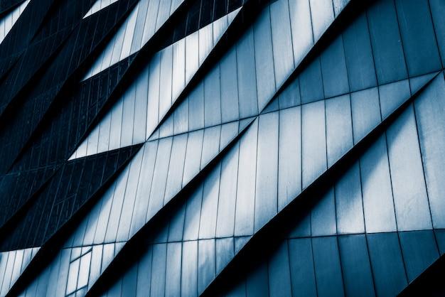 Close-up di edifici per uffici moderni, shanghai Foto Gratuite