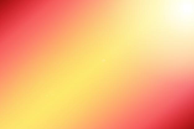 Colore Di Sfondo Chiaro Bagliore Giallo Sfumato Rosso Rosa