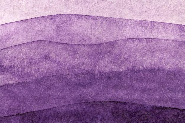 Colori rosso-chiaro e lilla del fondo di astrattismo. pittura ad acquerello su tela. Foto Premium