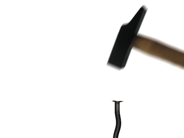 Comunicazione battere chiodo martello violento scaricare - Contorno squalo martello ...