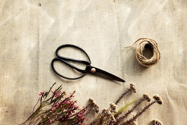 Concetto adorabile della fioritura del mazzo di stile del fiore floreale del fiorista Foto Gratuite
