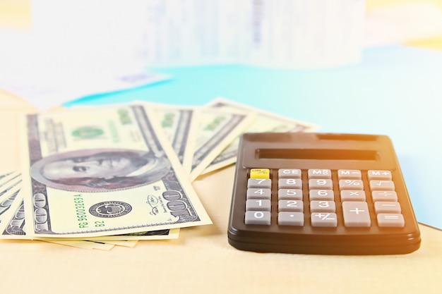 Concetto di finanza. Foto Premium