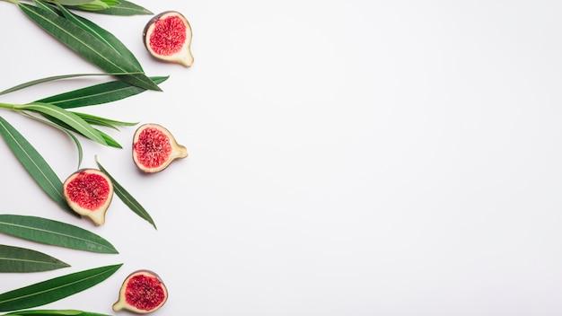 Concetto di fiori moderni con stile elegante Foto Gratuite