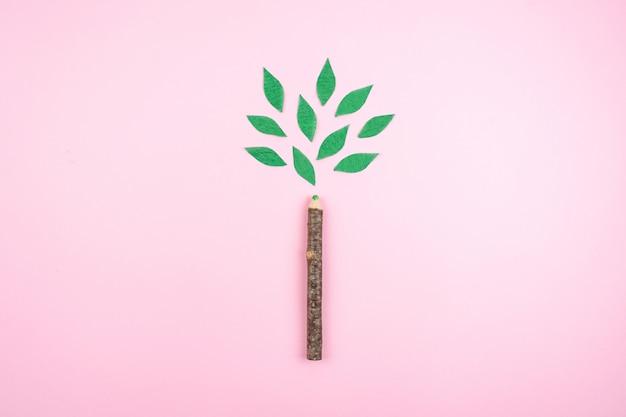 Concetto ecologico Foto Premium