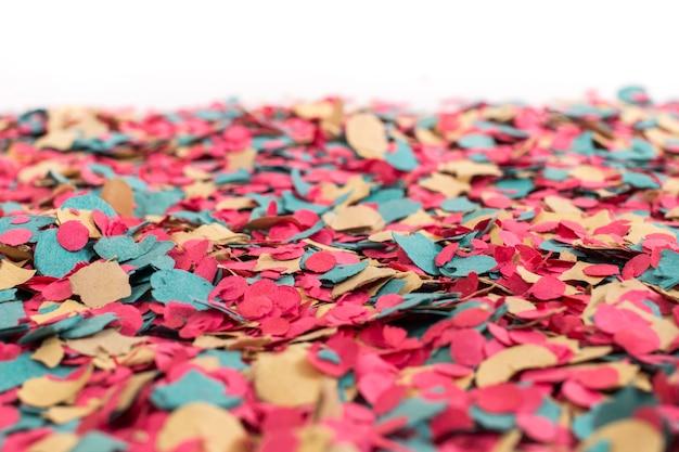 Confetti colorati misti Foto Premium