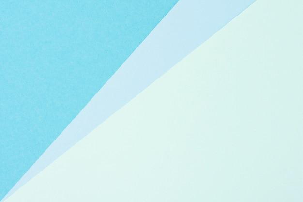 Confezione di fogli di carta blu pastello Foto Gratuite