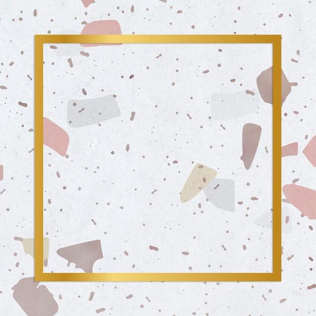 Cornice di sfondo di piastrelle di ceramica Foto Gratuite