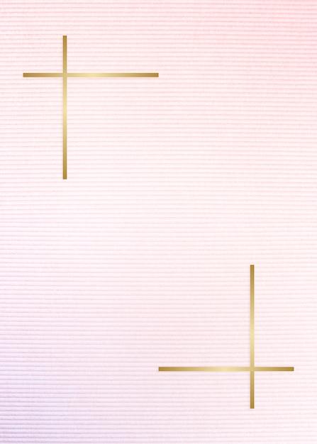 Cornice in tessuto con motivi geometrici Foto Gratuite