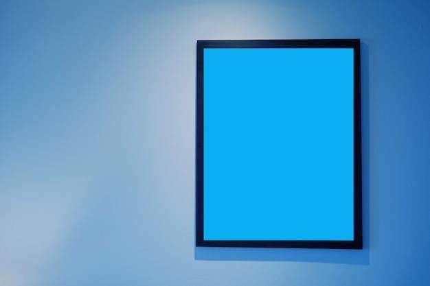 Cornice per foto, cornice vuota per il testo Foto Premium