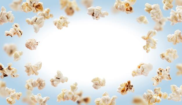 Cornice per popcorn Foto Premium