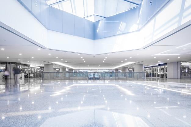 Corridoio futuristico Foto Gratuite