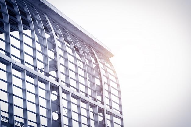 Costruire con struttura in metallo Foto Gratuite