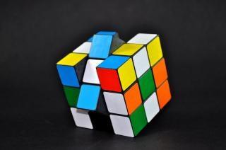 Cubo di rubik, rompicapo Foto Gratuite