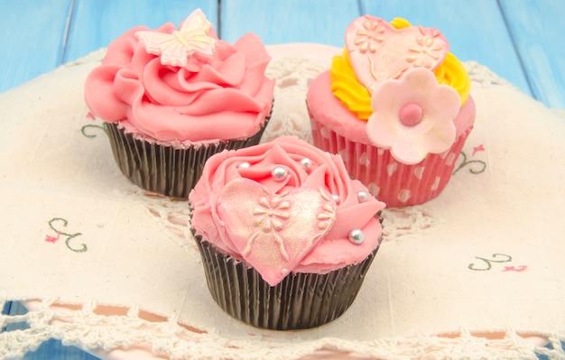 Cupcake Foto Premium