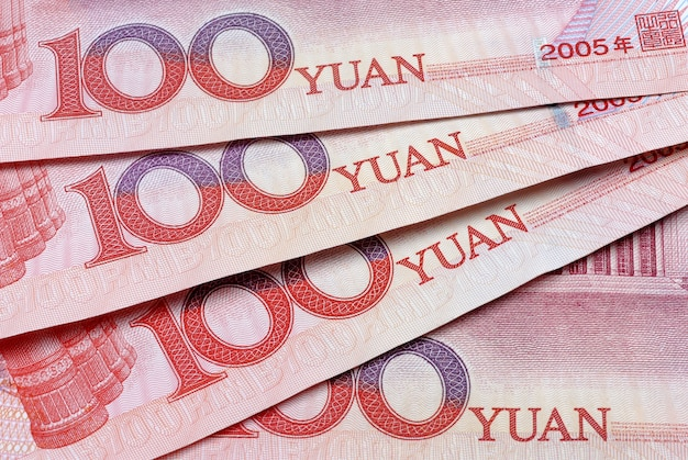 Denaro cinese yuan Foto Gratuite