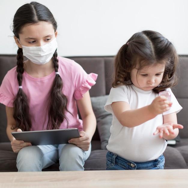Disinfettante per bambini Foto Gratuite