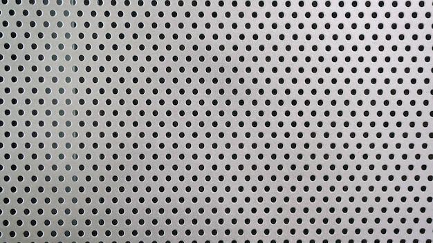 Dot pattern del filtro a rete metallica Foto Premium
