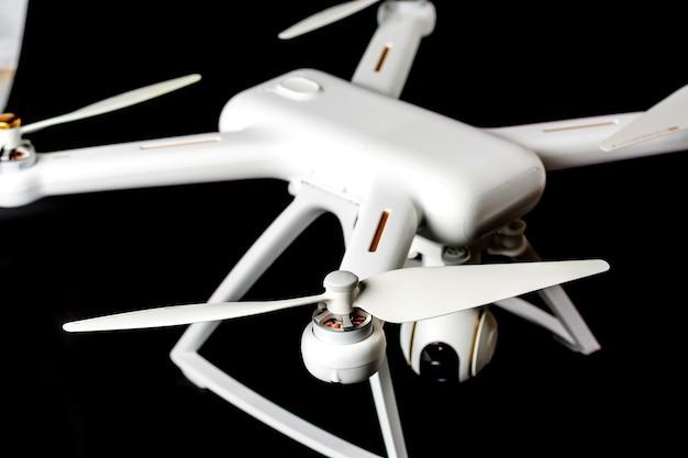 Drone con fotocamera integrata Foto Premium