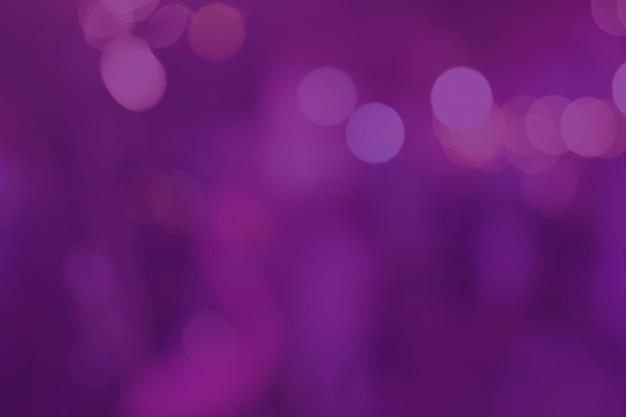 Estratto di bokeh viola sfondo. Foto Premium