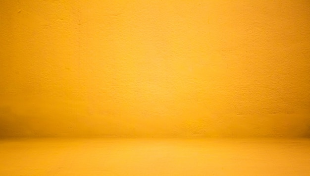 Estratto lussuoso muro giallo bene utilizzare come sfondo, sfondo e layout. Foto Gratuite
