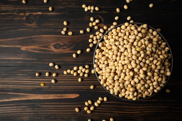 Fagiolo di soia Foto Gratuite
