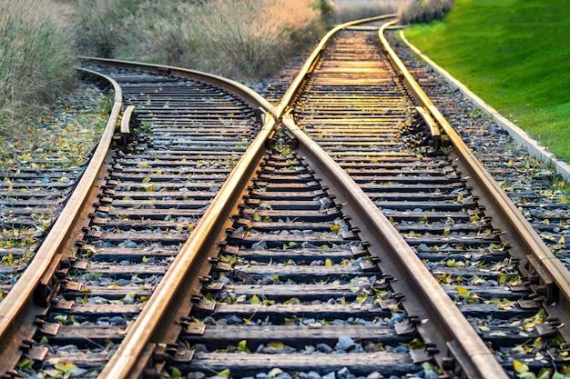 Ferrovia Foto Gratuite