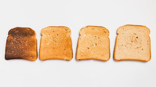Fetta di pane tostato Foto Gratuite