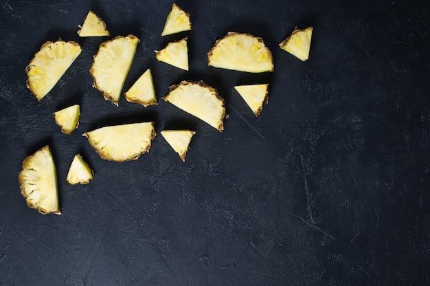 Fette di ananas Foto Premium